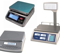 Bench and Retail Scales