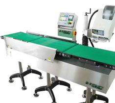 Labeling machines - Checkweigher