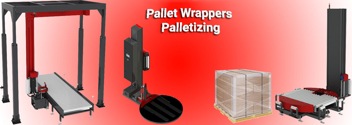 Pallet Wrappers-Paletizing Slider