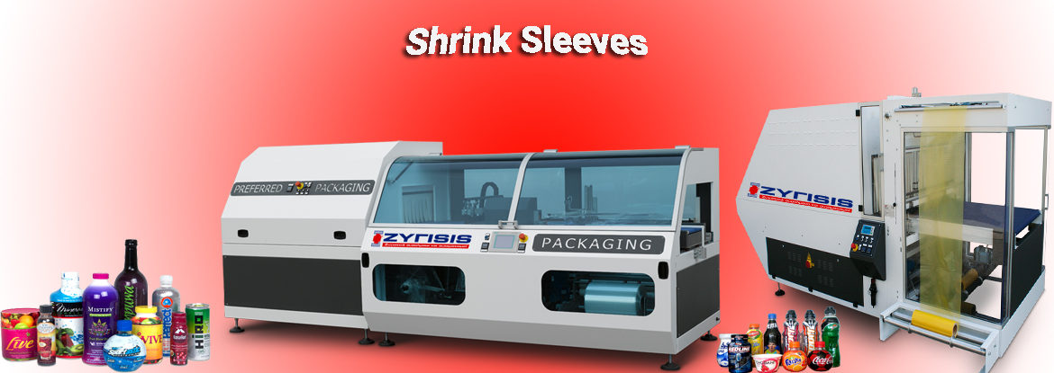 Shrink Sleeves Slider