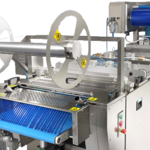 Thermoforming machine Form Model