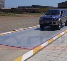 ZWB-xM/00 Pit Scale - Truck Scale - Weighbridge