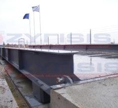 ZWB-xM/1 Above ground Full Metal Truck Scale - Weighbridge